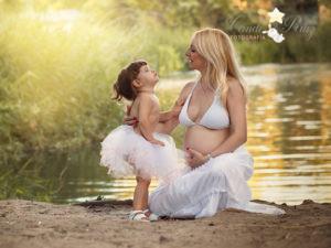 fotografia embarazo