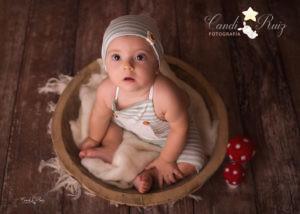 mama primeriza - primeros días vuelta al cole - bebe - bebes - fotografos alcala de henares - fotografo bebe
