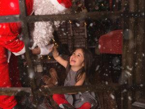 Los niños y la navidad